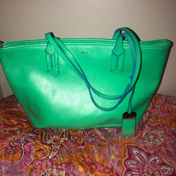 Lauren by Ralph Lauren bag 📢READ DESCRIPTION📢 cd5a3a3fc21e1